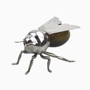 Antiker Honigtopf von Mappin & Webb für Mappin & Webb