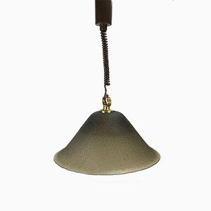 Deckenlampe von Peill & Putzler, 1970er