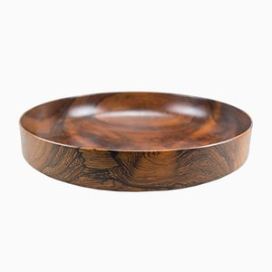 Mid-Century Rosewood Bowl, 1960s