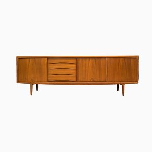Mid-Century Danish Teak Sideboard by Axel Christensen