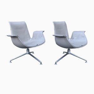 FK6727 Tulip Lounge Chair by Preben Fabricius & Jørgen Kastholm for Walter Knoll / Wilhelm Knoll, 1990s