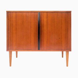 Mid-Century Teak Commode