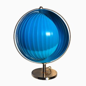 Blue Moon Table Lamp, 1970s