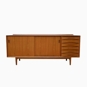 Mid-Century Model OS29 Sideboard by Arne Vodder for Sibast