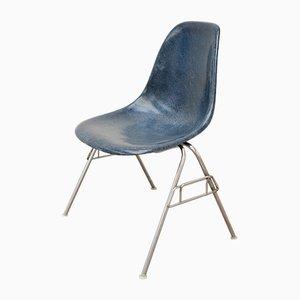 Sedia da pranzo in fibra di vetro di Charles & Ray Eames per Herman Miller, anni '70