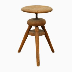 Vintage Swivel Stool