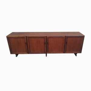 Rosewood MB15 Dresser by Franco Albini for Poggi, 1959