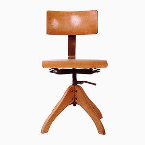 Swivel Chair by Margarete Klöber for Polstergleich, 1930s