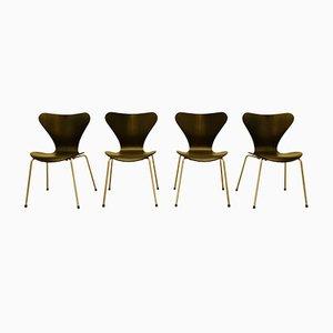 Chaise de Salle à Manger par Arne Jacobsen pour Fritz Hansen, années 60