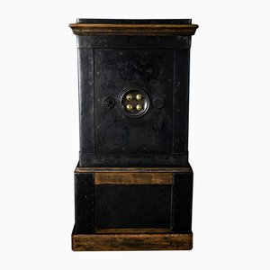 Antique Safe Cabinet
