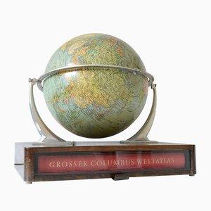 Mid-Century Globe from Columbus Oestergaard, 1959