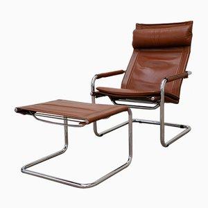 Chaise Lounge vintage de Heinrich Pfalzgeber