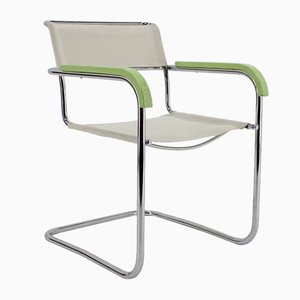 B34 Armchair by Marcel Breuer for Thonet, 1920s