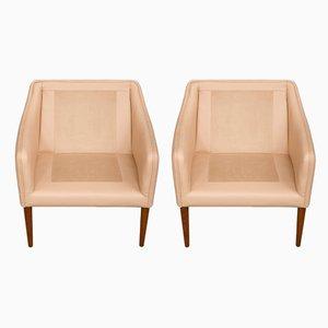Model 800 Club Chairs by Hans Olsen for CS Mobelfabrik, 1960s, Set of 2