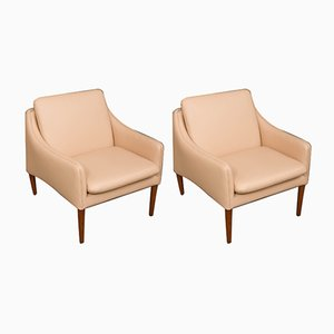 Model 800 Club Chairs by Hans Olsen for CS Mobelfabrik, 1960s, Set of 2