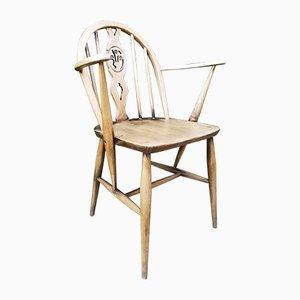 Beistellstuhl von Lucian Ercolani für Ercol, 1960er