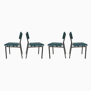 Mid-Century Esszimmerstühle von Martin Visser für t Spectrum, 4er Set