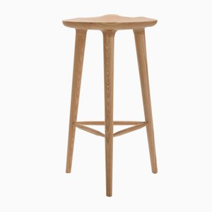 Tam Ash Counter Stool by Caterina Moretti for Peca