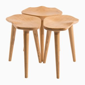Tam Stool Ash by Caterina Moretti