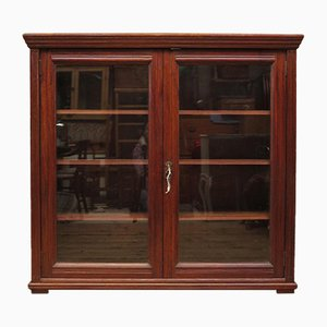 Antique Display Cabinet Bookcase