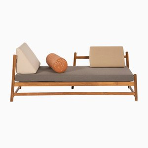 Pita Outdoors Daybed by Caterina Moretti and Alejandra Carmona