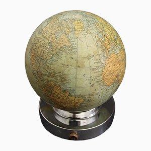 Globe Terrestre Illuminé, France, années 40