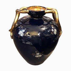 Large Italian Ceramic Vase from Saca, 1960s