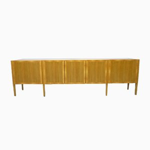 Mid-Century Walnut Sideboard from Deutsche Möbel, 1960s