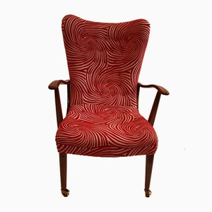 Red Armchair, 1970s