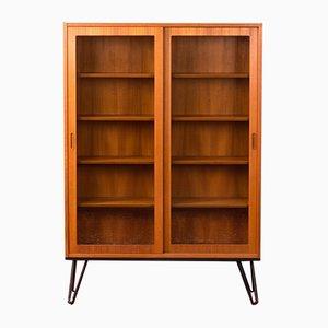 Teak Veneer Cabinet by Poul Hundevad for Hundevad & Co., 1960s