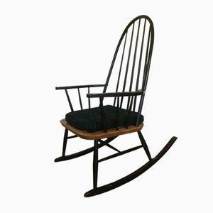 Rocking-chair de Pastoe, années 50