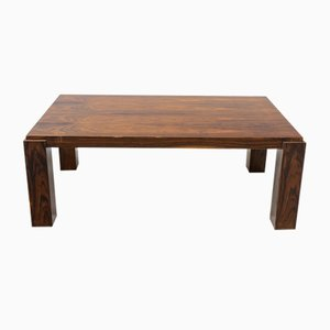 Mid-Century Rosewood Side Table
