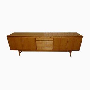 Large Mid-Century Elm Sideboard, 1960s