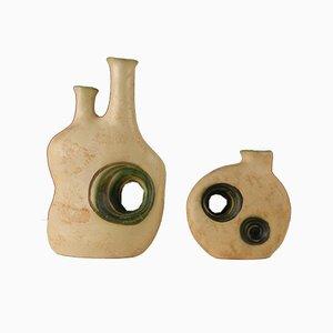 Vintage Vasen, 2er Set