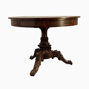 Tavolo da gioco Luigi Filippo antico