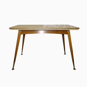 Mid-Century Extendable Coffee Table