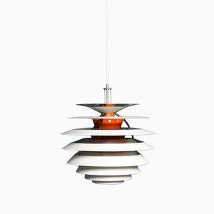 Lampe à Suspension Mid-Century par Poul Henningsen pour Louis Poulsen, Danemark, années 60