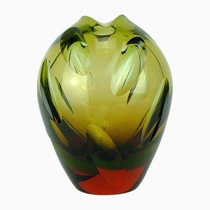 Mid-Century Vase von Erich Jachmann für WMF, 1960er
