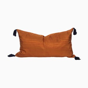 Silk Striè Pillow from Sohil Design