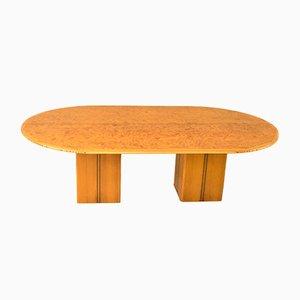 Table de Salle à Manger par Tobia & Afra Scarpa pour Max Alto, années 70