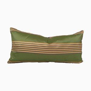Cuscino Thai a strisce in seta di Sohil Design