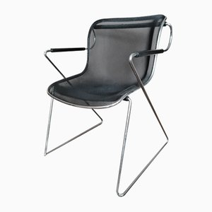 Vintage Penelope Desk Chair by Charles Pollock for Castelli