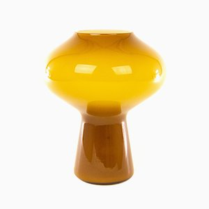 Mid-Century Glass Fungo Table Lamp by Massimo Vignelli for Venini