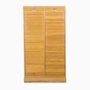 Mid-Century Oak Cabinet