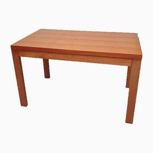 Mid-Century Danish Teak 4-Seater Dining Table