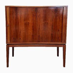 Mid-Century Scandinavian Rosewood Cabinet, 1960s