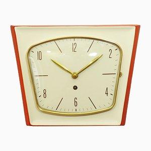 Horloge de Cuisine Mid-Century