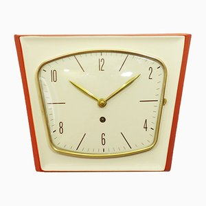 Mid-Century Kitchen Clock