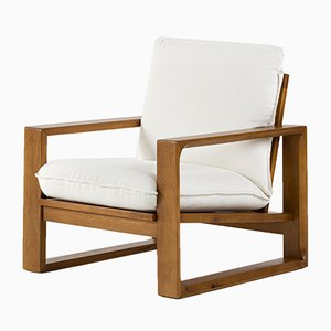 Lounge Chair by Miroslav Navratil, 1970s