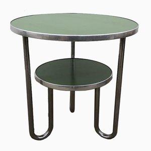 Bauhaus Side Table from Mauser Werke Waldeck, 1930s